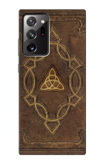 Printed Spell Book Cover Samsung Galaxy Note 20 Ultra Case