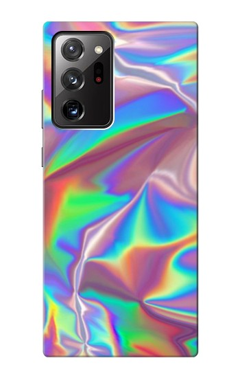 Printed Holographic Photo Printed Samsung Galaxy Note 20 Ultra Case