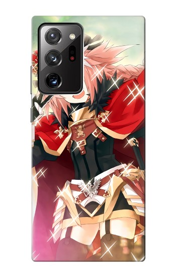 Printed Fate Apocrypha Astolfo Samsung Galaxy Note 20 Ultra Case