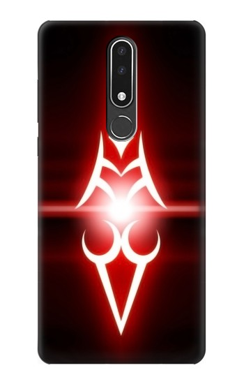 Printed Fate Stay Night Saber Command Spells Nokia 3.1 plus Case