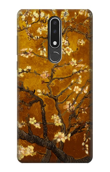 Printed Yellow Blossoming Almond Tree Van Gogh Nokia 3.1 plus Case