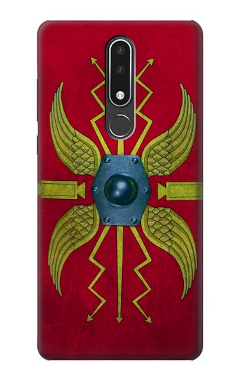 Printed Roman Shield Scutum Nokia 3.1 plus Case