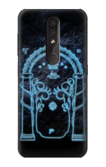Printed Lord of The Rings Mines of Moria Gate Nokia 4.2 Case