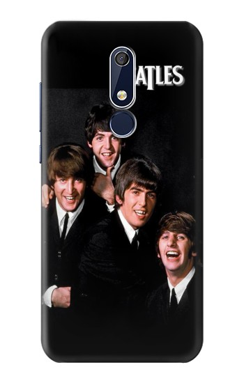 Printed The Beatles Nokia 5.1 Case