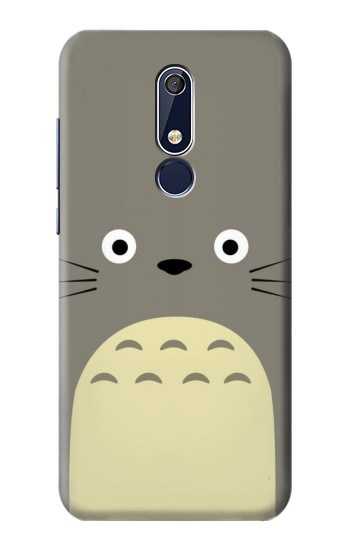 Printed My Neighbor Totoro Minimalist Nokia 5.1 Case
