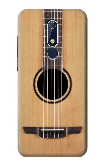 Printed Classical Guitar Nokia 5.1 Case