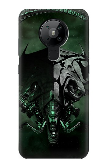 Printed Alien Queen Nokia 5.3 Case