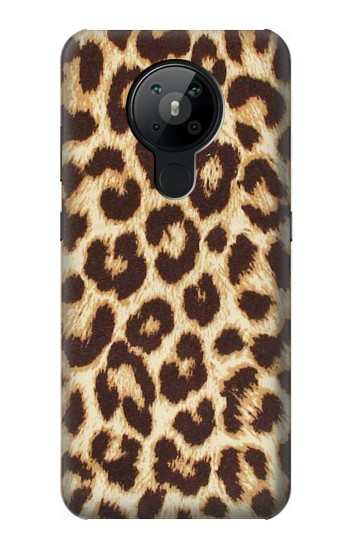 Printed Leopard Pattern Graphic Printed Nokia 5.3 Case