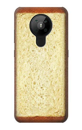 Printed Bread Graphic Printed Nokia 5.3 Case