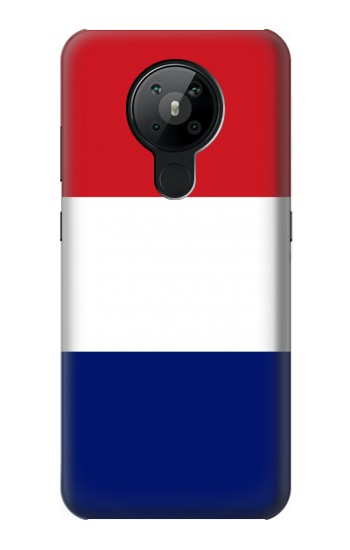 Printed Flag of France and the Netherlands Nokia 5.3 Case
