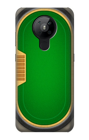 Printed Poker Table Nokia 5.3 Case