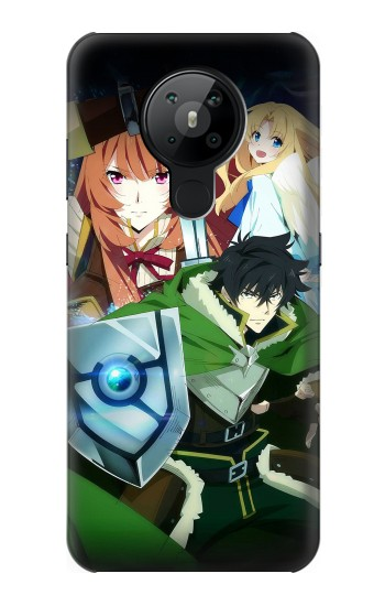 Printed The Rising Of The Shield Hero Nokia 5.3 Case