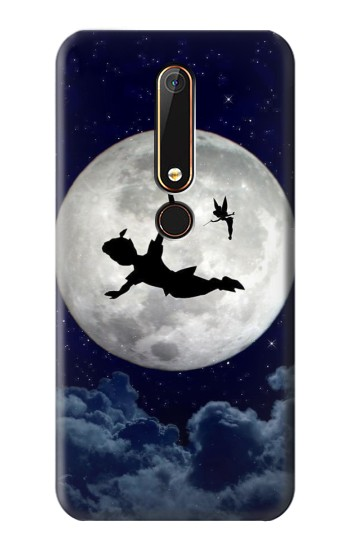 Printed Peter Pan Nokia 6.1 Case