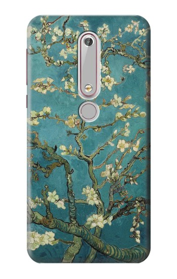 Printed Blossoming Almond Tree Van Gogh Nokia 6 (2018) Case