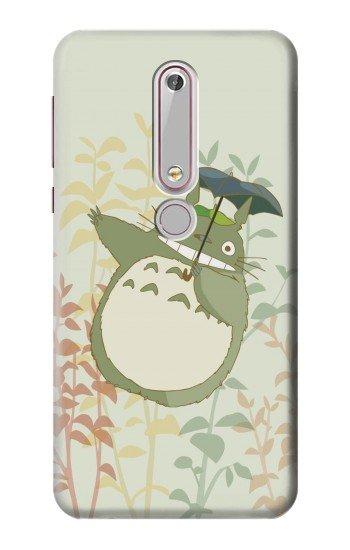 Printed My Neighbor Totoro Nokia 6 (2018) Case