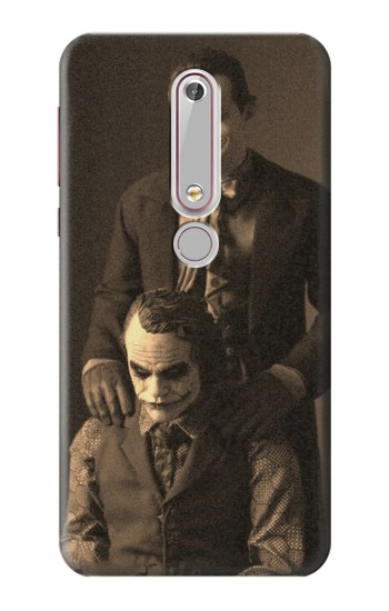 Printed Jokers Together Nokia 6 (2018) Case