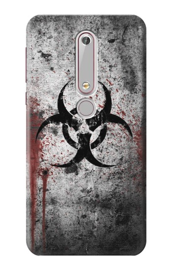 Printed Biohazards Biological Hazard Nokia 6 (2018) Case
