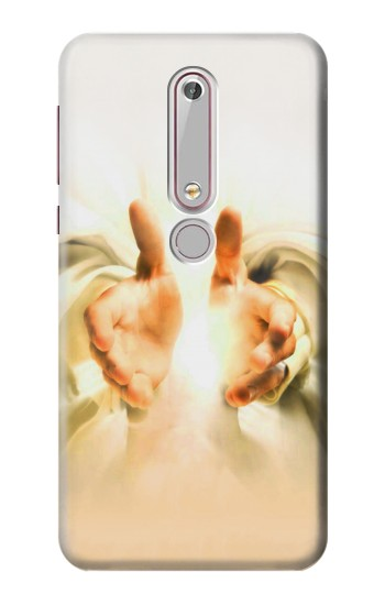 Printed Hand of God Nokia 6 (2018) Case