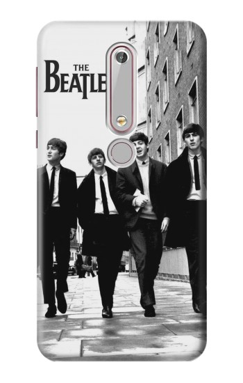 Printed The Beatles in London Nokia 6 (2018) Case