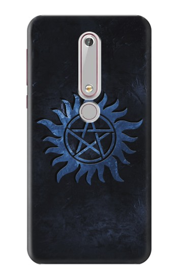 Printed Supernatural Anti Possession Symbol Nokia 6 (2018) Case
