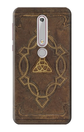 Printed Spell Book Cover Nokia 6 (2018) Case