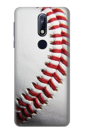 Printed New Baseball Nokia 7.1 Case