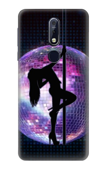Printed Sexy Disco Dancer Nokia 7.1 Case