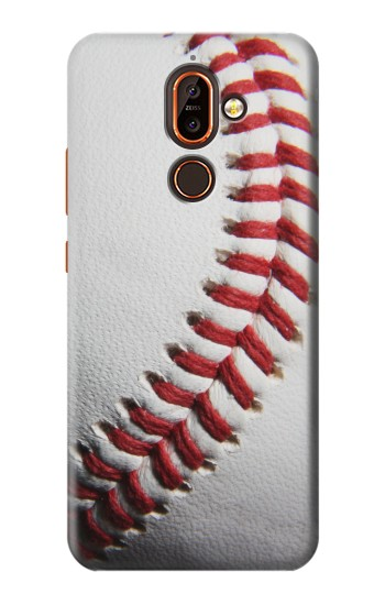 Printed New Baseball Nokia 7 plus Case