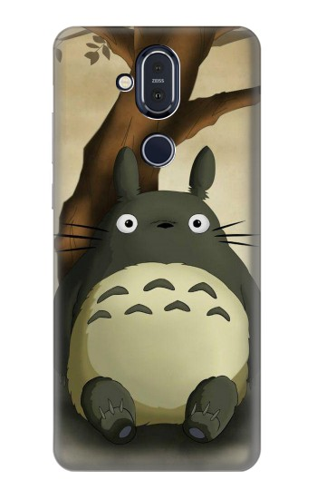 Printed My Neighbor Totoro Nokia 8.1, Nokia X7 Case