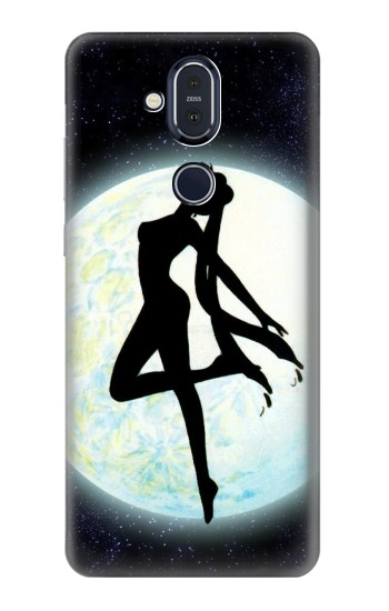 Printed Sailor Moon Nokia 8.1, Nokia X7 Case