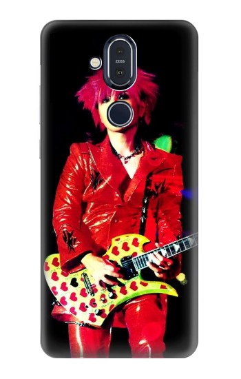 Printed Hide X Japan Nokia 8.1, Nokia X7 Case