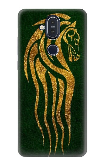 Printed Lord of The Rings Rohan Horse Flag Nokia 8.1, Nokia X7 Case