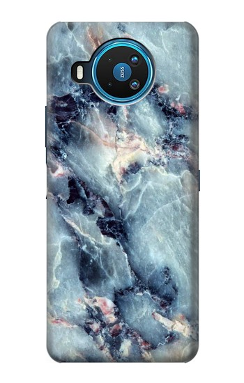 Printed Blue Marble Texture Nokia 8.3 5G Case