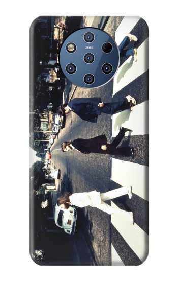 Printed The Beatles Abbey Road Nokia 9 PureView Case