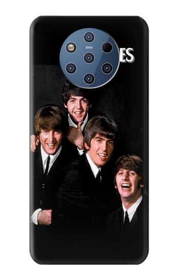 Printed The Beatles Nokia 9 PureView Case