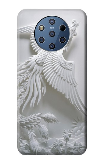 Printed Phoenix Carving Nokia 9 PureView Case