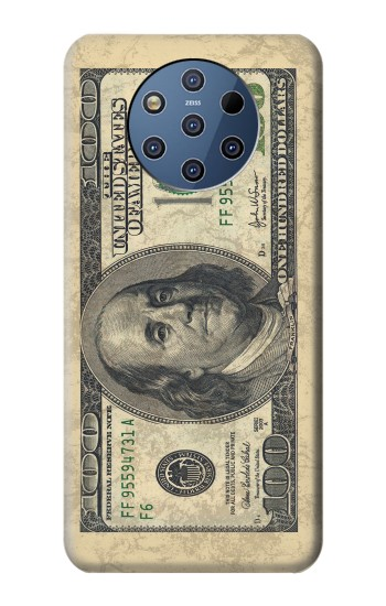 Printed Money Dollars Nokia 9 PureView Case
