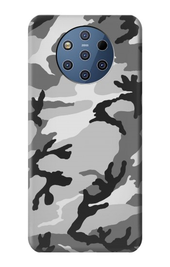 Printed Snow Camo Camouflage Graphic Printed Nokia 9 PureView Case