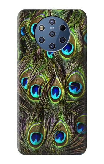 Printed Peacock Feather Nokia 9 PureView Case