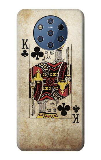 Printed Poker Card King Nokia 9 PureView Case