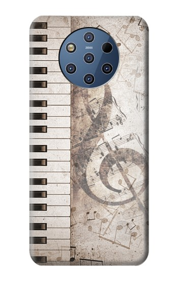Printed Music Note Nokia 9 PureView Case