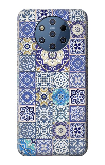 Printed Moroccan Mosaic Pattern Nokia 9 PureView Case