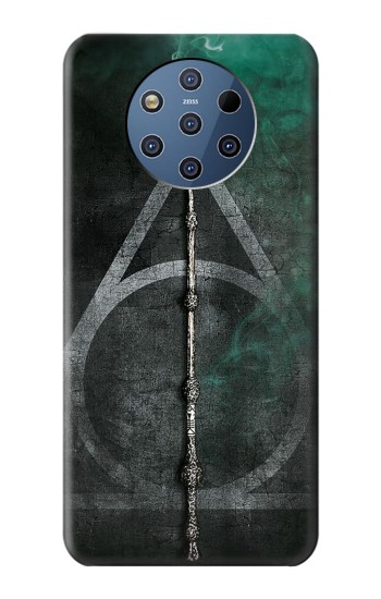 Printed Harry Potter Magic Wand Nokia 9 PureView Case