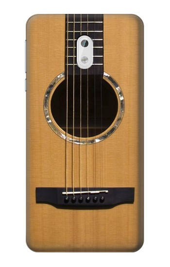 Printed Acoustic Guitar HTC Desire 500 Case