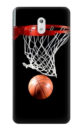 Printed Basketball HTC Desire 500 Case