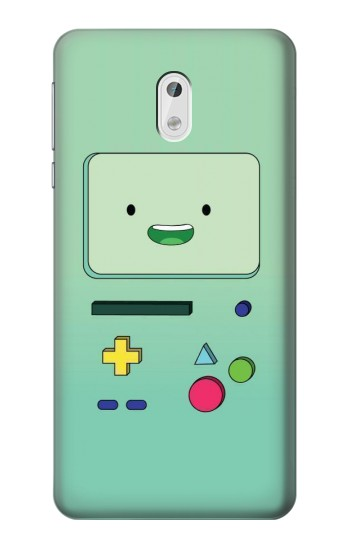 Printed Adventure Time Bibo HTC Desire 500 Case