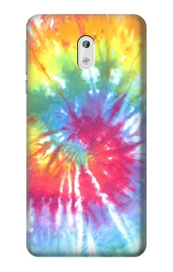 Printed Tie Dye Colorful Graphic Printed HTC Desire 500 Case