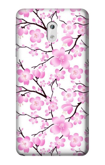 Printed Sakura Cherry Blossoms HTC Desire 500 Case
