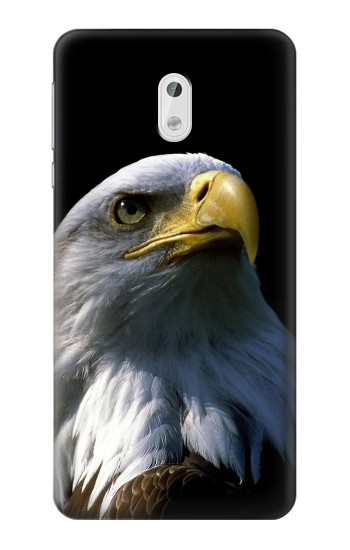 Printed Bald Eagle HTC Desire 500 Case