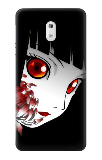 Printed Hell Girl Jigoku Shoujo Enma Ai HTC Desire 500 Case
